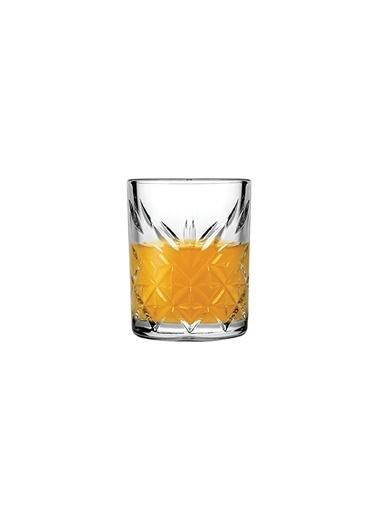Paşabahçe 4'Lü Tımeless Likör / Kahve Yanı Su Bardağı Renkli